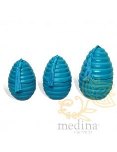 Bougies parfumés œufs...