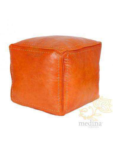 4393-Pouf-carre-couleur-orange-en-cuir-surpique-pouf-haute-qualite-entierement-fait-main.jpg