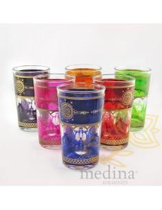 Verres à thé marocains Fedda