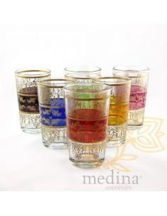 Verres a thé marocain...