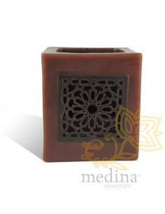 Photophore cube chocolat...