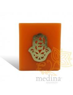 Photophore cube orange main...