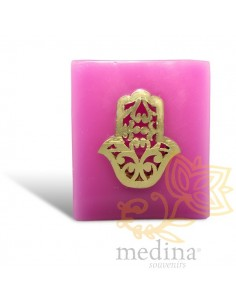 Photophore cube rose main...